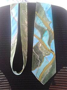 Doplnky - kravata prúd - 7025825_