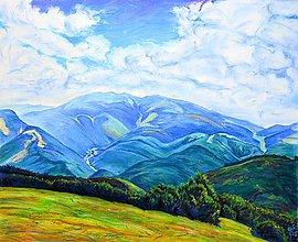 Obrazy - Kremnické vrchy - 7024536_