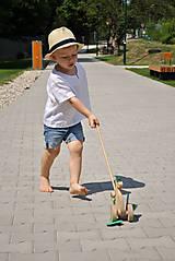 Detské oblečenie - Košieľka OLIVER biela - 7024062_