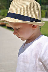 Detské oblečenie - Košieľka OLIVER biela - 7024063_