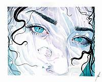 Obrazy - Bazén_originál - 7026243_