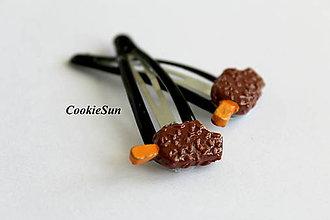 Ozdoby do vlasov - Pukačky s nanukom - 7025279_