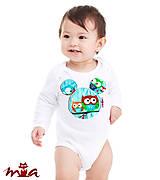 Detské oblečenie - Mickey tyrkysový - 7026141_