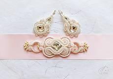 Sady šperkov - Svadobný set - 7025688_