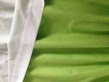 Sukne - Zlacnená!!! bodkovaná suknička - 7027560_