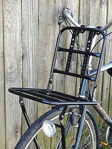Polotovary - Univerzálny nosič na bicykel - 7027783_