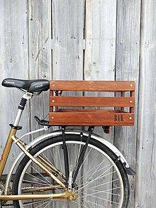 Iné doplnky - Veľká debnička na bicykel \