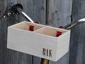 Iné doplnky - Box na bicykel pre deti
