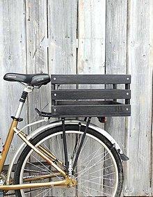 Iné doplnky - Veľká debnička na bicykel