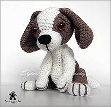 Návody a literatúra - psíček cavalier DAISY ... návod - 7034546_