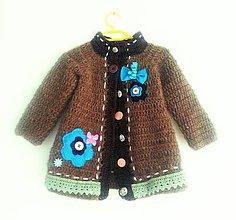 Detské oblečenie - Hnedušik - 7033158_