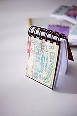 Papiernictvo - Mini *na písanie - 7035781_