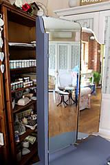Nábytok - Toaletka Modrý mak :) - predaná - 7033889_