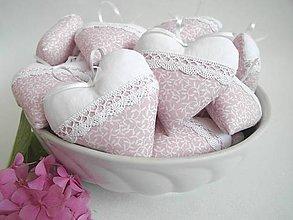 Darčeky pre svadobčanov - Misa plná srdiečok - 7036725_