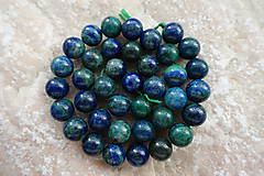 - Fenix (lapis lazuli a malachit) 10mm - 7038672_