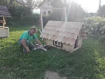 Pre zvieratká - Búda pre psa- domček - 7038584_