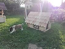 Pre zvieratká - Búda pre psa- domček - 7038588_