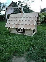 Pre zvieratká - Búda pre psa- domček - 7038595_