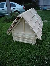 Pre zvieratká - Búda pre psa- domček - 7038622_