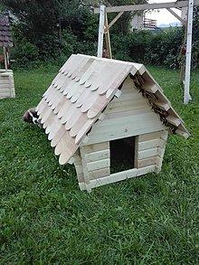 Pre zvieratká - Búda pre psa- domček - 7038582_