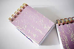 - Mini pastelový *na písanie - 7040981_