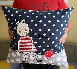 Textil - Vankúšik pre deti - 7040369_