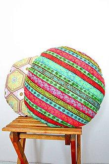 Úžitkový textil - _BoB... podsedák... PeSTRoFaReBNý... II - 7045964_
