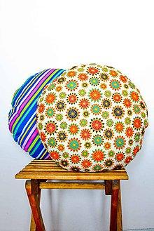 Úžitkový textil - _BoB... podsedák... PeSTRoFaReBNý... IV - 7045990_