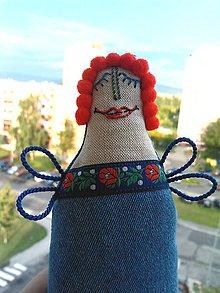"""Bábiky - """"slovenská tanečnica...""""ako imidžovka - 7046440_"""