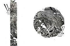 Grafika - Stratené v myšlienkach II - 7046474_