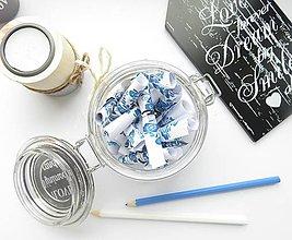 Drobnosti - iLOVE Romantické rande - darček pre novomanželov,ktorí majú radi folk - 7045086_