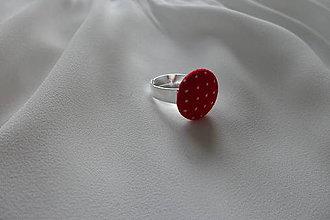 Prstene - Prsteň buttonkový - 7045889_