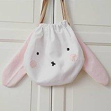 Detské tašky - Zajko ruksak - 7045913_