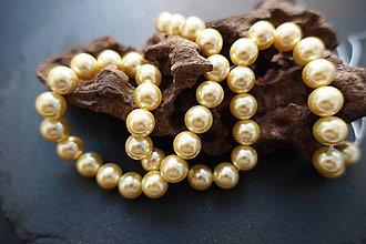 Korálky - Perly z mušlí 10Ž1 - 7044192_