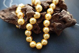 Korálky - Perly z mušlí 10Ž2 - 7044220_