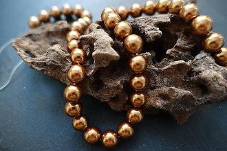 Korálky - Perly z mušlí 10MD1 - 7044254_