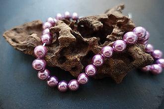 Korálky - Perly z mušlí 10F2 - 7044325_