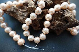 Korálky - Perly z mušlí 10R2 - 7044391_