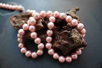 Korálky - Perly z mušlí 10R3 - 7044418_