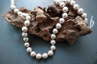 Korálky - Perly z mušlí 8ST1 - 7045290_