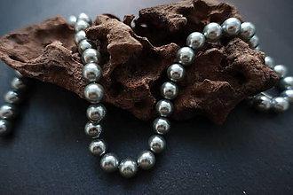 Korálky - Perly z mušlí 8T2 - 7045331_