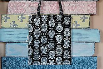 Nákupné tašky - Taška pro autorku hororů - 7045525_