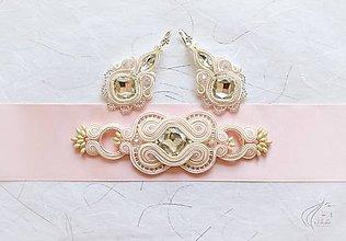 Sady šperkov - Svadobný set - 7043967_