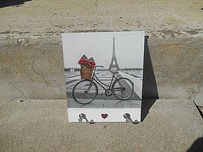 Nábytok - Vešiak malý-  Paríž - 7048056_