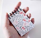 Papiernictvo - Mini *do kabelky - 7047277_