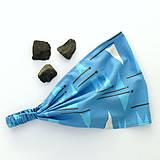 Doplnky - Modrá geometrie - 7048618_