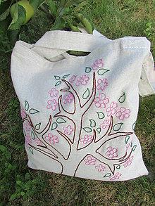 Veľké tašky - keď kvitnú čerešne - 7049261_