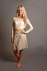 """Sukne - Dámská sukně """"Basic"""" - OA-B-007 - 7051588_"""
