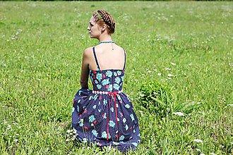 Šaty - Folkové B - CENA PADÁ - 7053897_