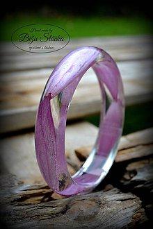 Náramky - Náramok Echinacea (2012 A) - 7053660_